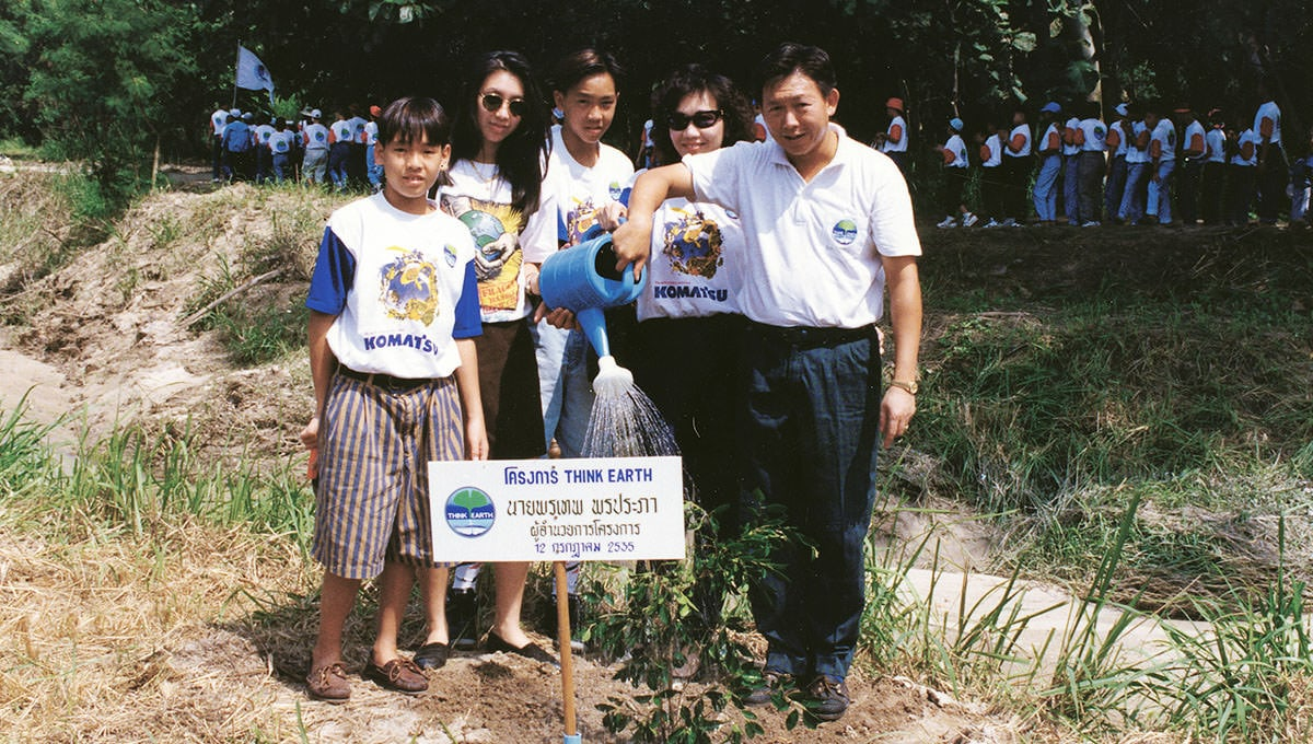 Planting the Trees in Thai Hearts_1