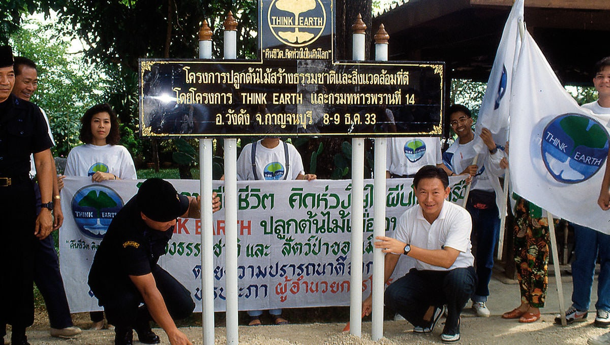 Planting the Trees in Thai Hearts_4