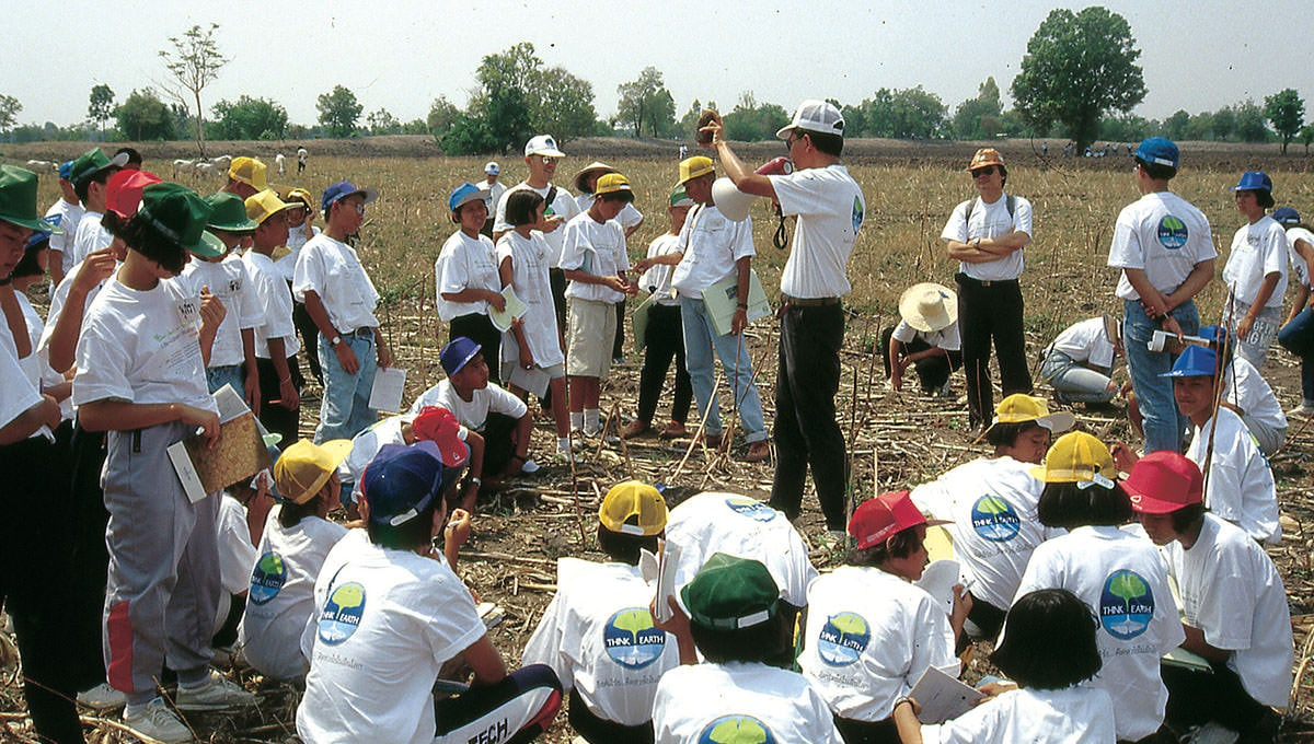 Planting the Trees in Thai Hearts_7